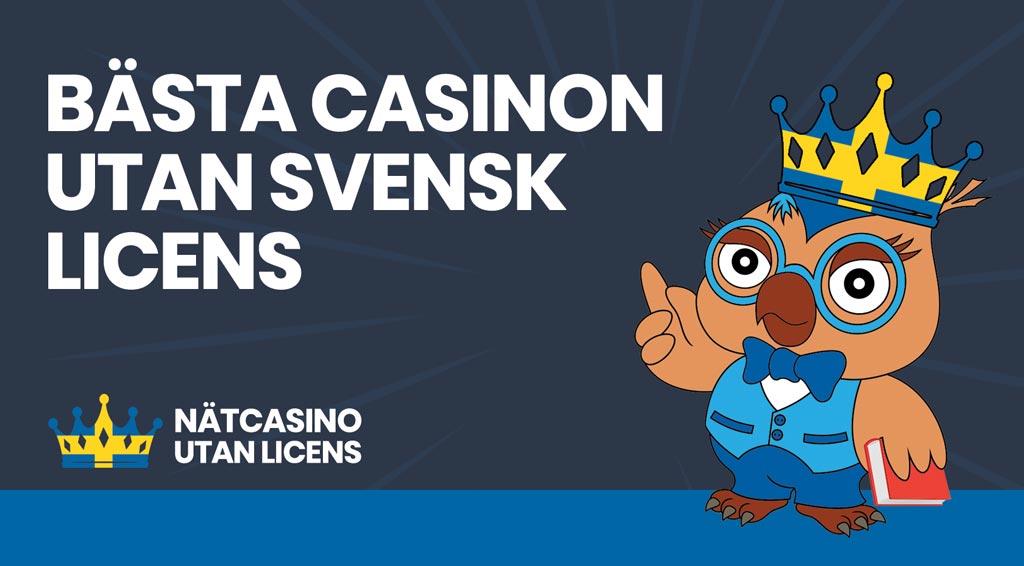 Bästa Casino utan svensk licens