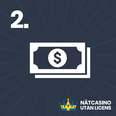 Betala med trustly eller zimpler casino utan svensk licens