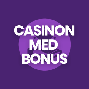 Bonus på casinon utan licens